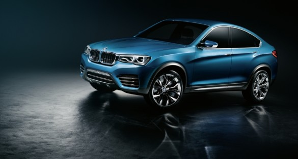 The BMW Concept X4