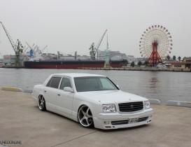 VIP Toyota Century