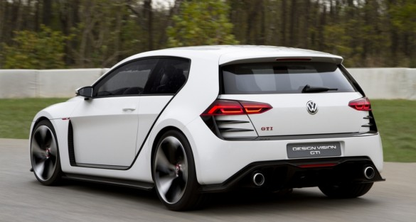 Design Vision GTI Makes It's North American Debut in Los Angeles