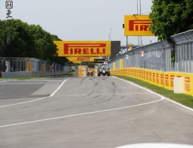 2014 Canadian Grand Prix Formula 1 Experience by Pirelli