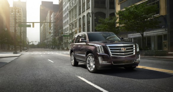 New Platinum Collection, Added Features Elevate Escalade Craftsmanship and Technology