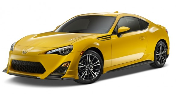 The 2015 Scion FR-S Release Series 1.0