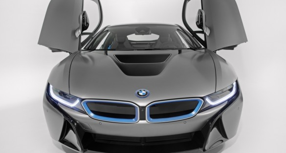 One-of-a-Kind BMW i8  to be Auctioned During Concours d'Elegance