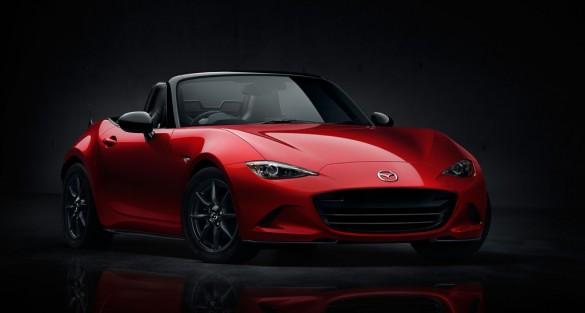 Mazda Unveils All-New Mazda MX-5