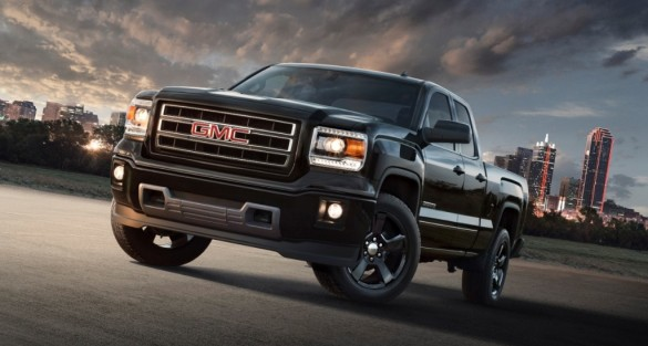 2015 Sierra Carbon and Elevation Editions Raise the Bar for Sport Trucks
