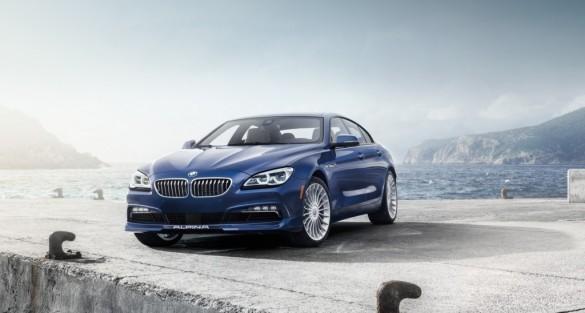 BMW ALPINA B6 xDrive Gran Coupe to make North American debut at NYIAS