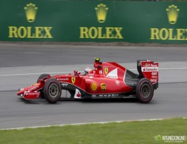 2015 Formula 1 Canadian Grand Prix with Pirelli
