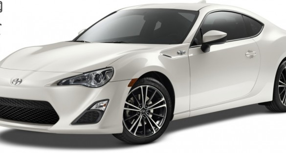 The 2016 Scion FR-S