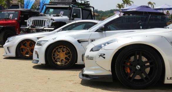 Sand Blast Auto Show 2015