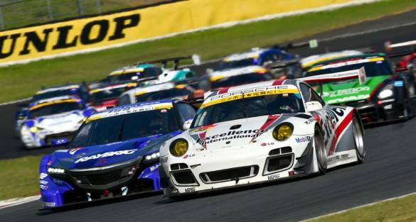 2015 Autobacs Super GT Round 4 - Fuji