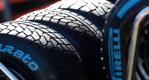 Pirelli will be conducting F1 Wet Tire Tests January 25 / 26