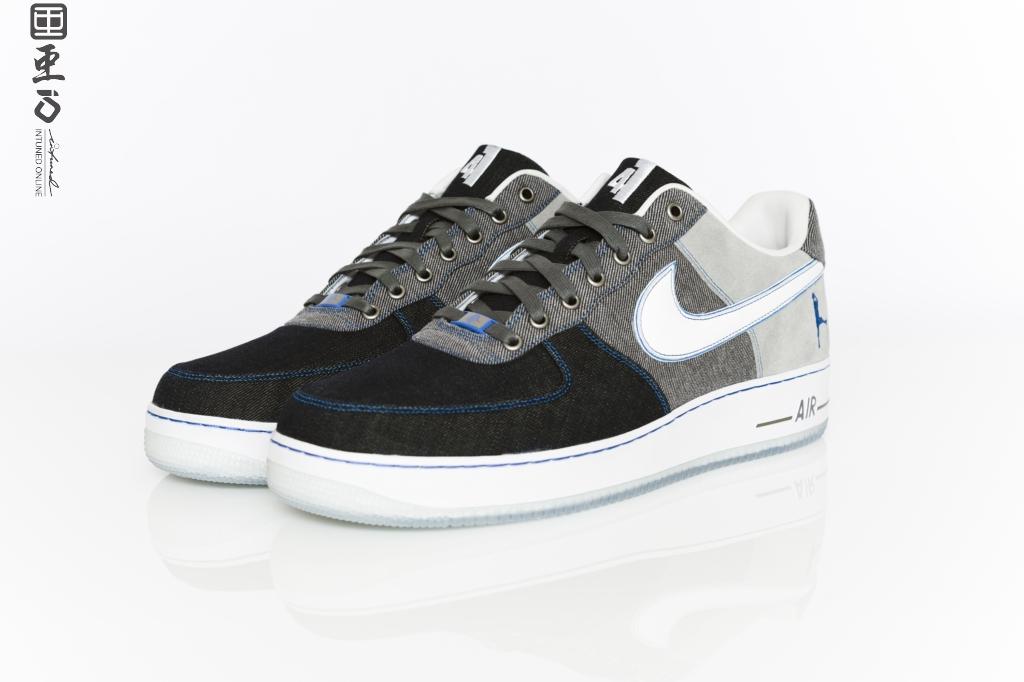 Nike Designs Bespoke Air Force 1 For Dirk Nowitzkiintuned