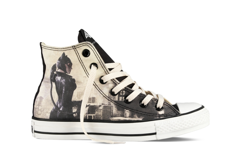 442ce44d6f14 The Design Your Own Batman  Arkham City Converse Chuck Taylor All Star will  be available in unisex sizes and retail for  75 exclusively on www.converse .com.